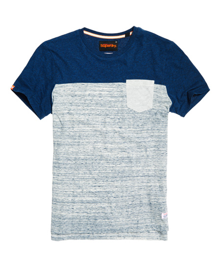 Superdry Lite Loom Clash T-Shirt