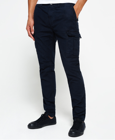 night watch Superdry Surplus Goods Low Rise Cargo Trousers