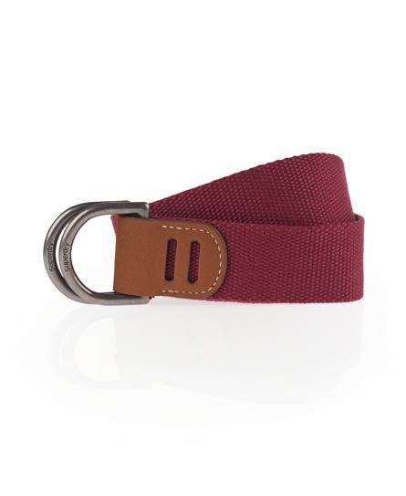 Superdry Montana Belt Red