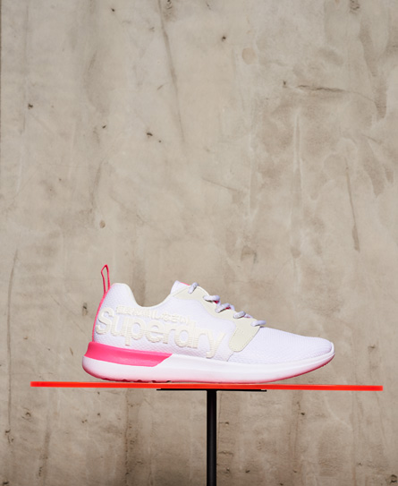 Superdry Hyper Core Runner Trainers Optic 4247758100010