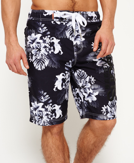 mono tropical aop Superdry Superdry Boardshorts