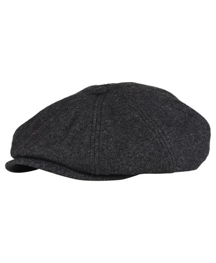 d. grey twill Superdry Blinder Cap