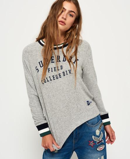 Se Superdry Superdry Brentwood sweater ved SuperDry