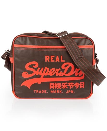 Superdry Alumni Bag Brown