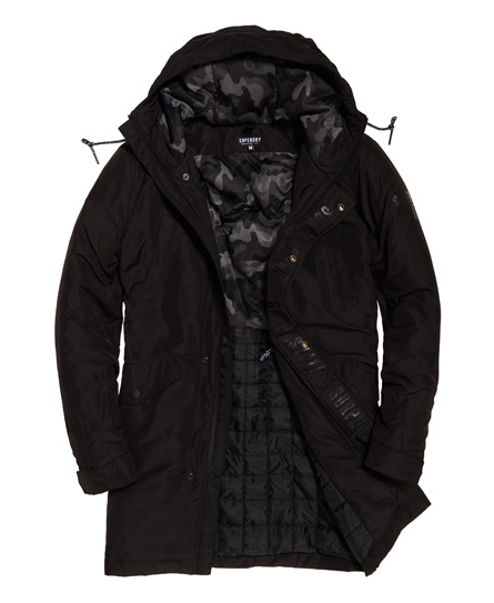 Superdry Surplus Goods Heavy Weight Parka