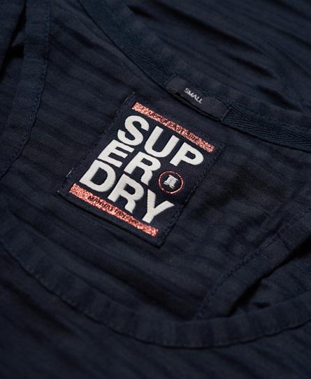 Superdry Débardeur rayé True Brand