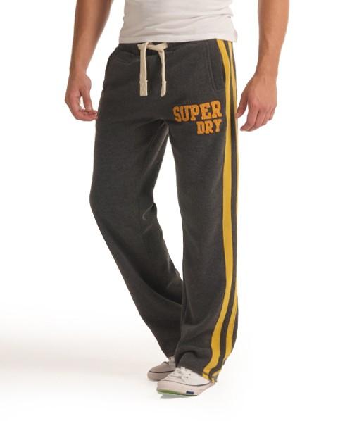 superdry heritage fives jogginghose herren jogginghosen
