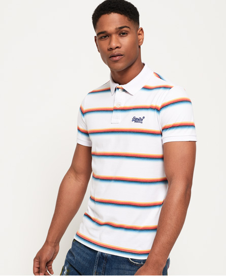 Classic For Sale Classic Cali Surf Polo Shirt Superdry Cheap Fashion Style Cheapest Cheap Online Outlet New Styles pDs6eGj8cM