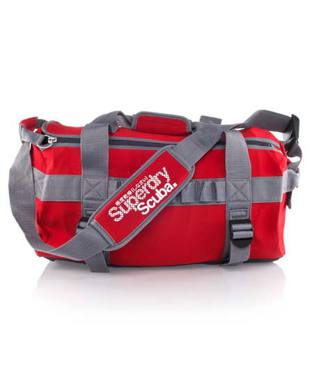Superdry Neo Sportsbag Red