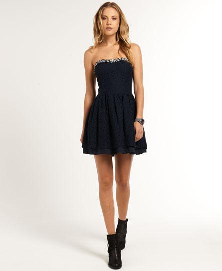 Superdry 50s Prom Jewel Dress