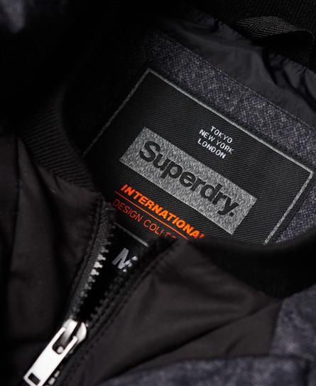 Superdry Tech Tweed Gilet