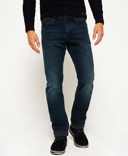 blue ink used Superdry Jeans Officer