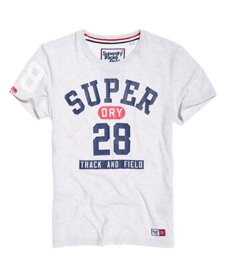 Superdry Superdry Kortærmet Trackster T-shirt