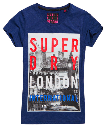 Box Photo City London T-shirt