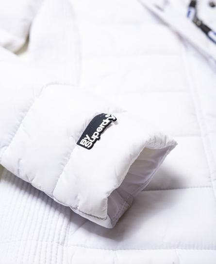 Superdry Fuji Slim Kapuzenjacke mit Doppelreißverschluss