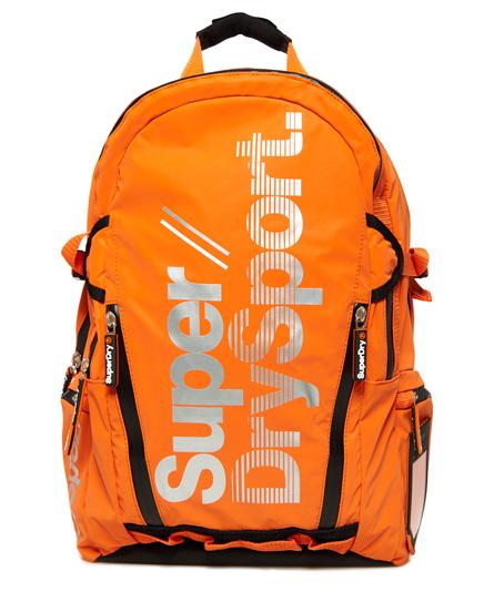 Superdry Sport Tarp-ryggsekk 1SIZE male  Oransje