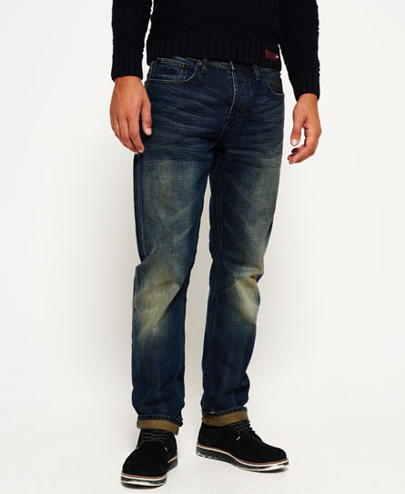 renegade vintage Superdry Copperfill Loose Jeans