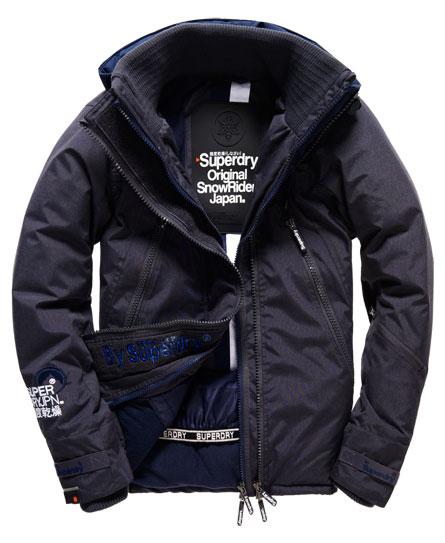 Rider Vestes Snow Et Manteaux Superdry Veste Homme Pour wPqvpTB