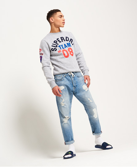 Superdry Famous Flyers Crew Sweatshirt