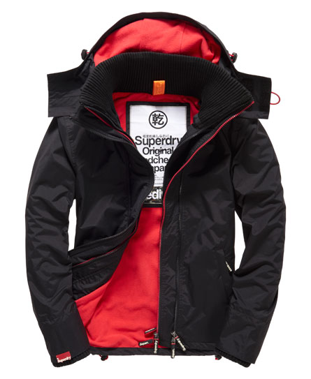 superdry arctic windcheater jacke herren jacken m ntel. Black Bedroom Furniture Sets. Home Design Ideas