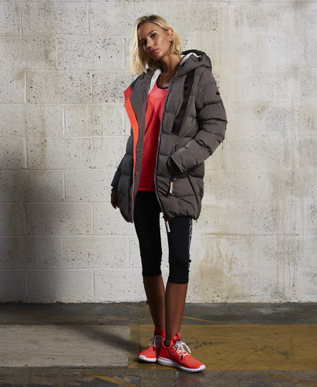 Superdry SD-X Superfibre Tall Steppjacke