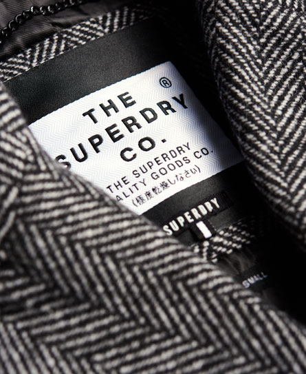 Superdry Nordic Longline Coat