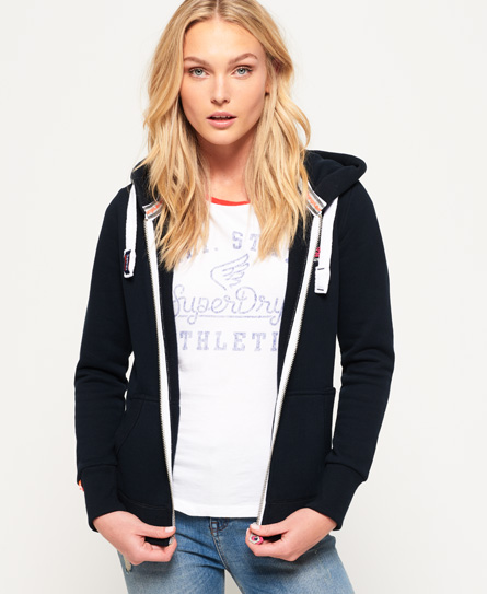 superdry womens hoodie size guide