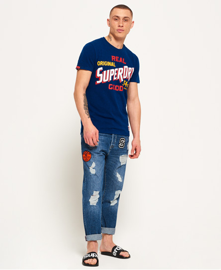 Superdry 34 Street Goods T-Shirt