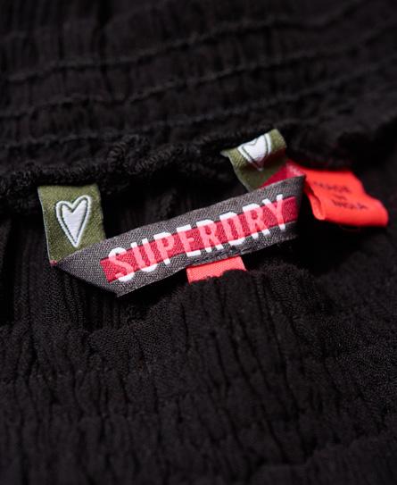 Superdry Alia Off The Shoulder Blouse