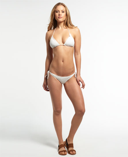Superdry Diamond Lace Bikinitop
