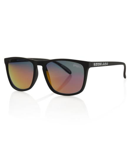 Superdry Shockwave Sunglasses Black