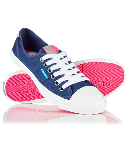 Superdry Tennis Low Pro