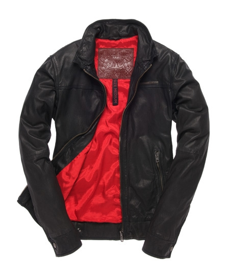 Superdry Muirs Jacket Black