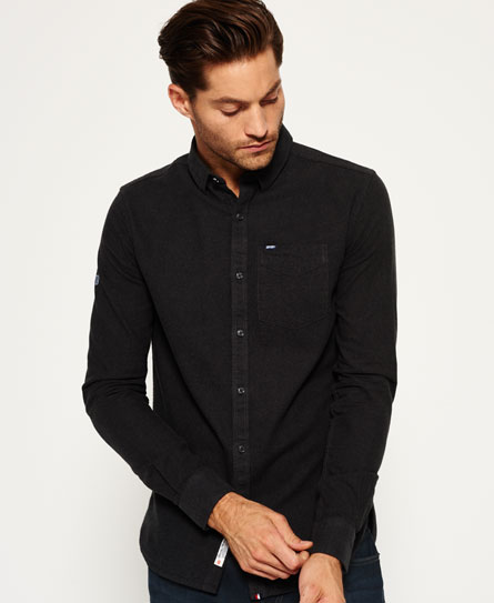 Superdry Academy Oxford-skjorte