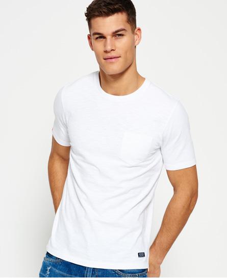 Originals T-shirt met borstzak