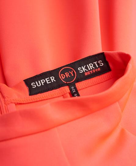 Superdry Premium Scuba trikotskjørt