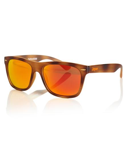 Superdry Sonnenbrille Rebel Braun