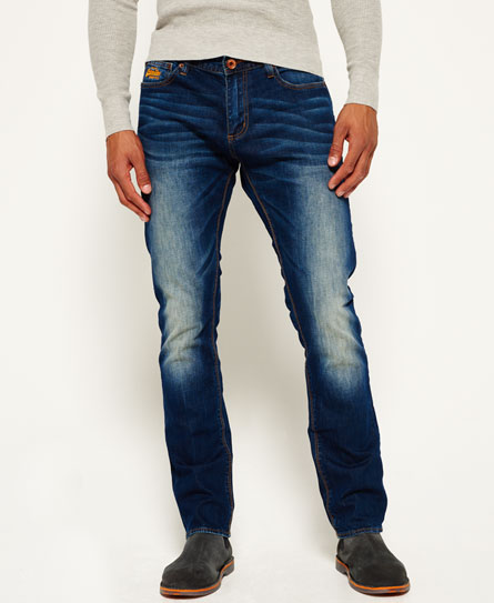 brighton blue Superdry Jeans Officer