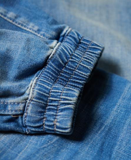 Superdry Drawstring Jeans