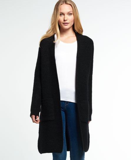 Superdry Anya Longline Cardigan - Women's Sweaters