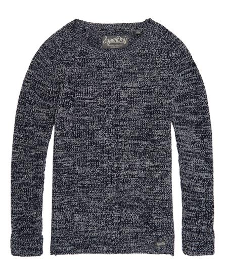 Superdry Austin Cotton Rib Knit Jumper