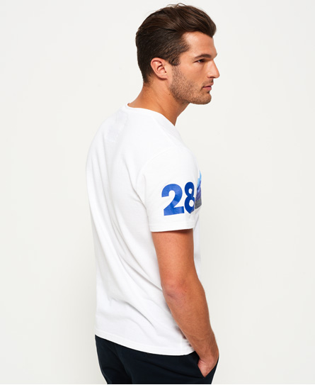 Superdry Retro Mountaineer Pocket T-Shirt