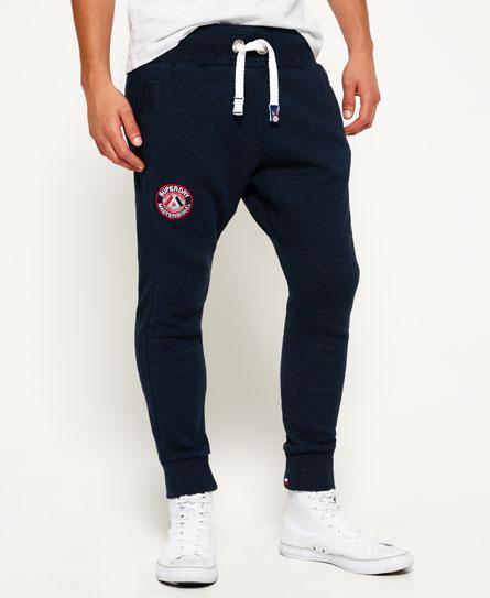 Superdry Pantaloni da jogging Master Brand Navy