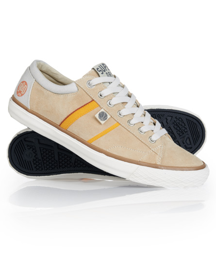 Superdry Hammer Low Shoes Beige