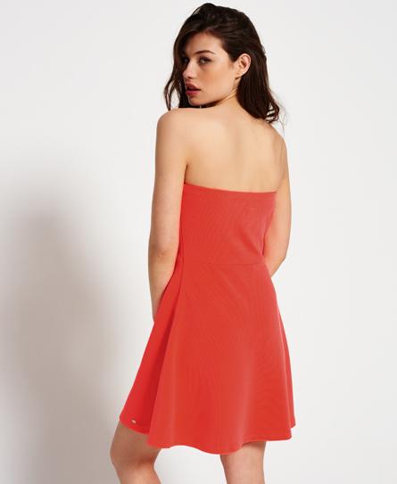 East Side Bandeau Dress Superdry eohltP6Y