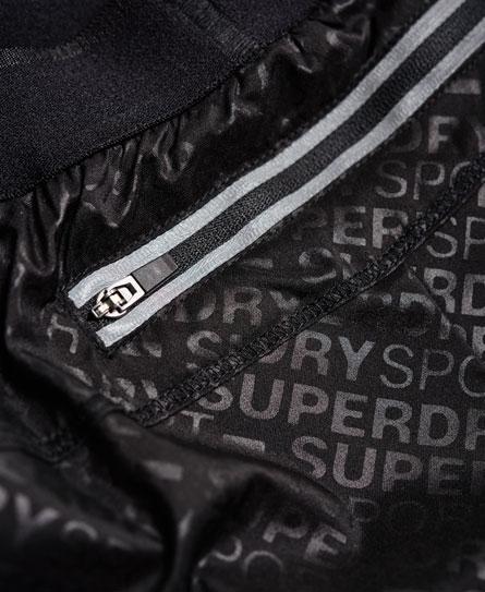 Superdry Sport Mesh Insert Shorts