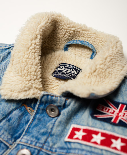 Superdry Sherpa Girlfriend Jacket
