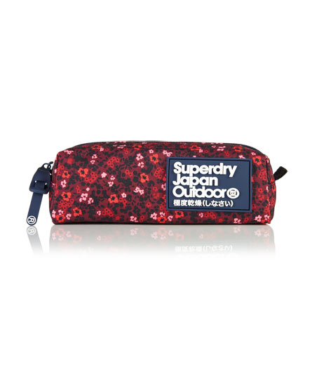 berry Superdry Scatter Ditsy Montana Pencil Case