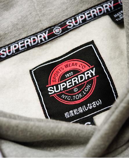 Superdry Paneled Urban Hoodie