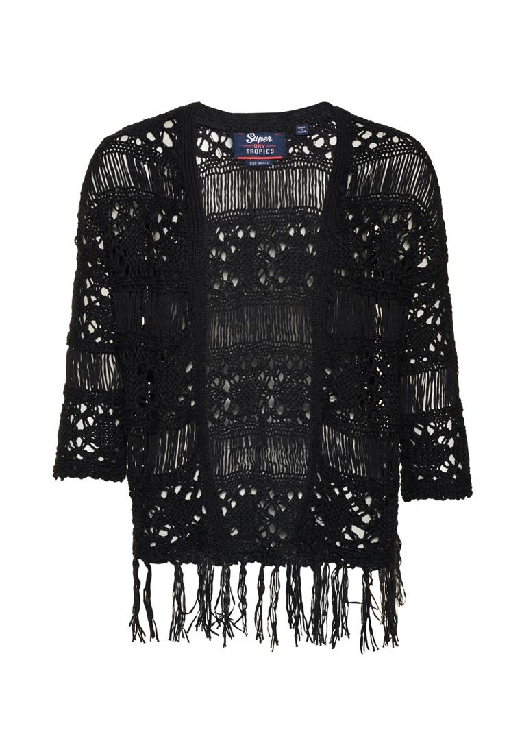 Superdry Willow Crochet Kimono